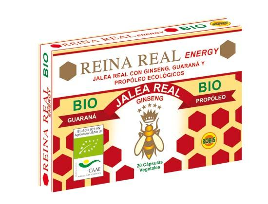 Royal Jelly ENERGY BIO/ORGANIC