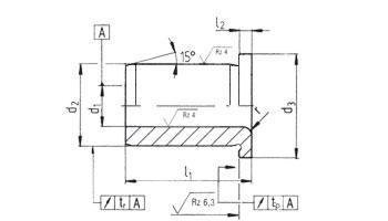 Bohr- und Schneidbuchsen - Bundbohrbuchsen DIN 172
