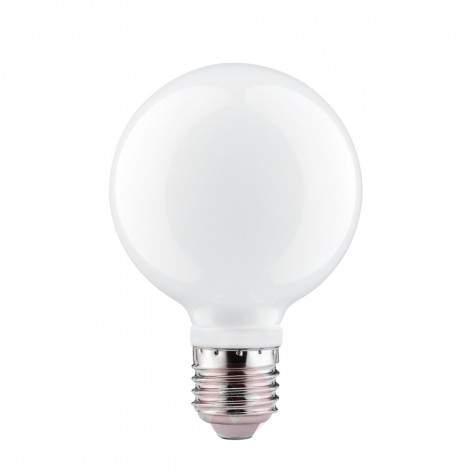 E14 3.5 W 865 LED candle bulb, opal - light-bulbs