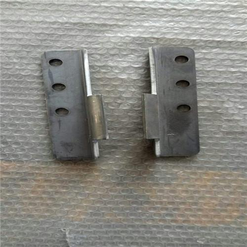 Connecting plate - null