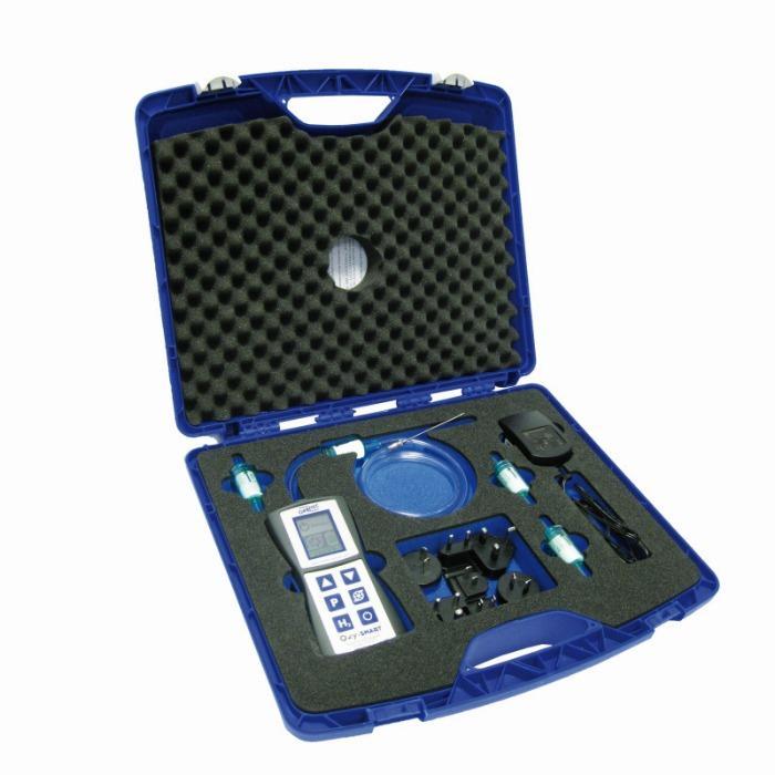 Oxygen analyser Oxy Smart - Oxygen analyser for purging and orbital welding - Oxy Smart, Orbitec