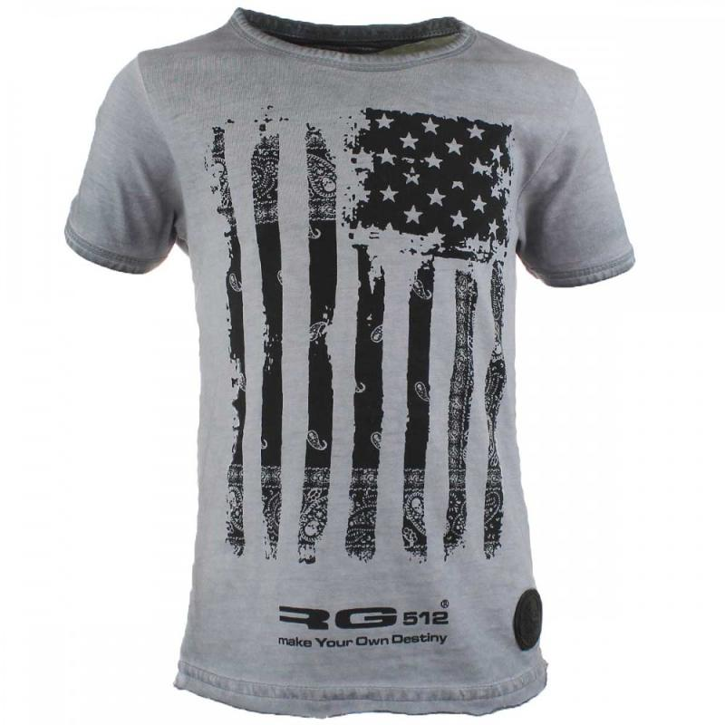 18x T-shirts manches courtes RG512 du 4 au 14 ans - T-shirt et polo manches courtes
