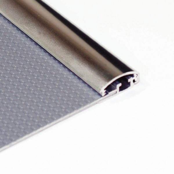Klik Kaders - Klik Kader met Look Inox profiel 25mm