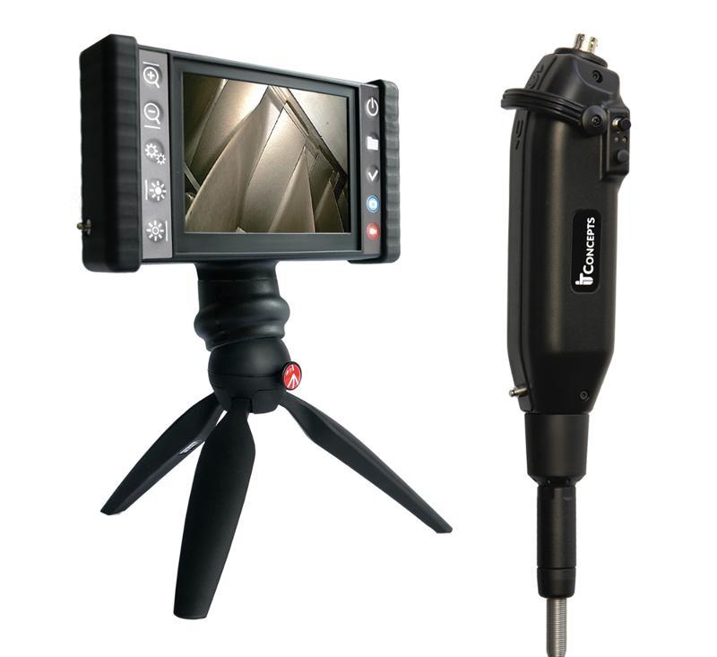 XLED Videoendoskop System - null