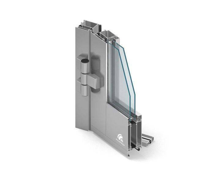 window-and-door-systems aluprof mb-60 - aluminium-joinery