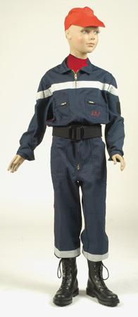 TRAINEE FIREMAN SCARF - Suits Accessories