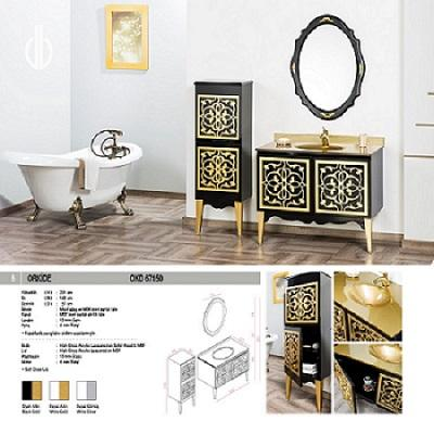 ORKIDE BATHROOM SET