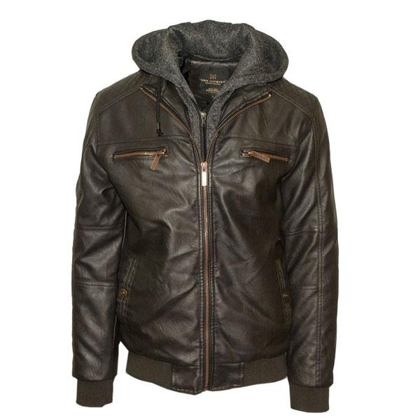 Men's jackets VAN HIPSTER -  jackets 100% polyester