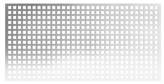 Lochbleche Quadratlochung - null