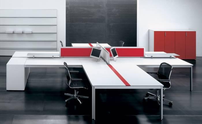 Bureaux Alea Zefiro - Postes de travail