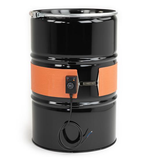 Drum Heater - Silicone Side Drum Heater HSSD (120°C)