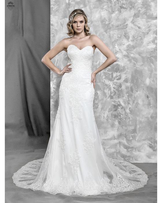 mermaid weddingdress  - model g8
