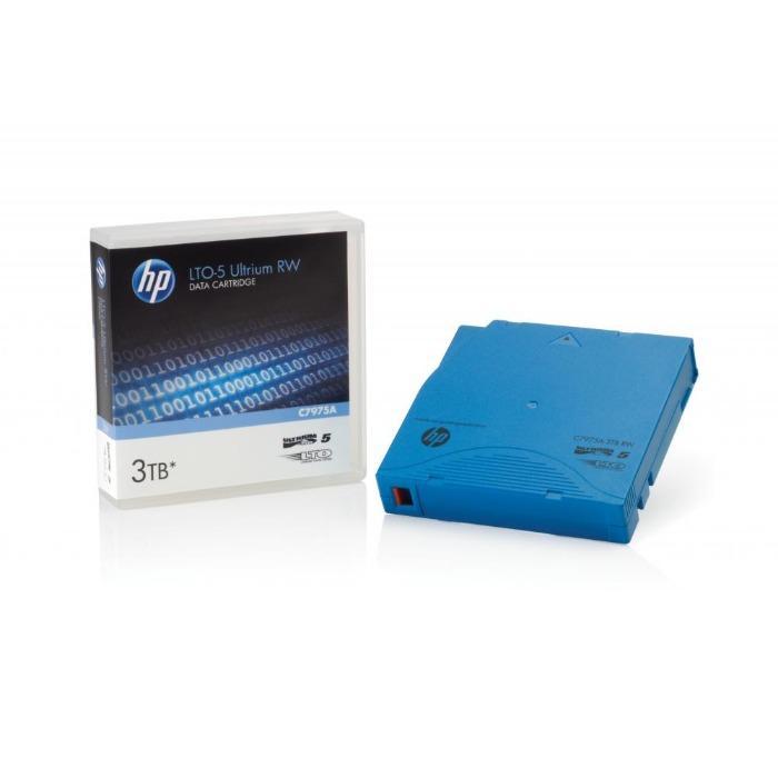Nastro di memorizzazione di HP - HP storage tapes C7975A LTO5