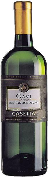 GAVI DOCG DEL COMUNE DI GAVI D.O.C.G - null