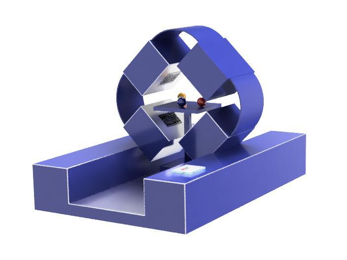 3D UV LED-hærdningssystem - høj ensartethed uv led hærdning teknologi