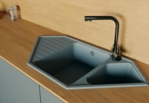 Kitchen sink - Tirion