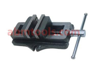 Self Centering Vice Fixed Base - The Self Centering vice allows for accurate centering of jobs automatically