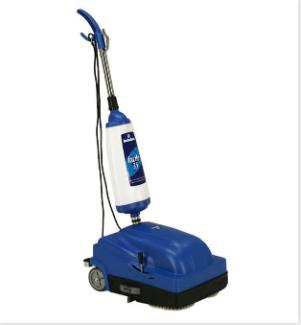 Turbolava Facile 35 - Compact commercial tile floor scrubber dryer, for easy cleaning