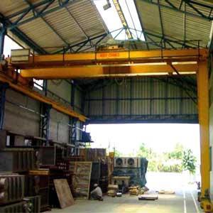 Semi Goliath Crane - Goliath Crane