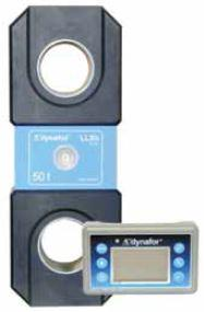 Appareils de mesure et de gestion de force - Dynamomètre Dynafor LLXH 15t à 250t avec lecture à distance