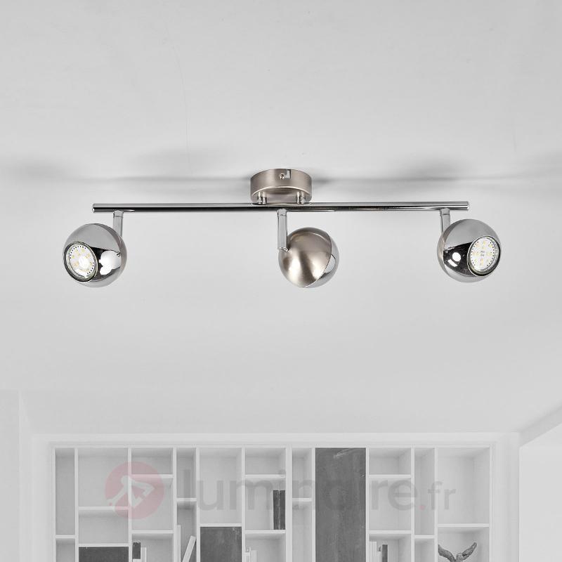 Plafonnier à trois LED Arvin - Spots et projecteurs LED
