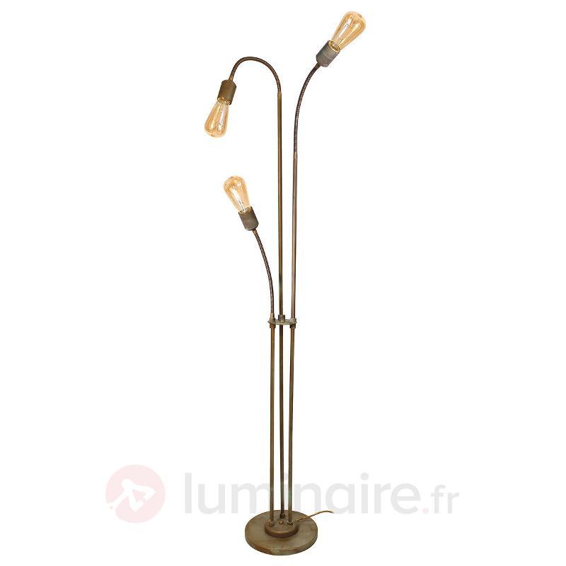 Lampadaire Allen au style vintage - Tous les lampadaires