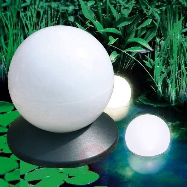 Solar light ball different colours - Solar Lights