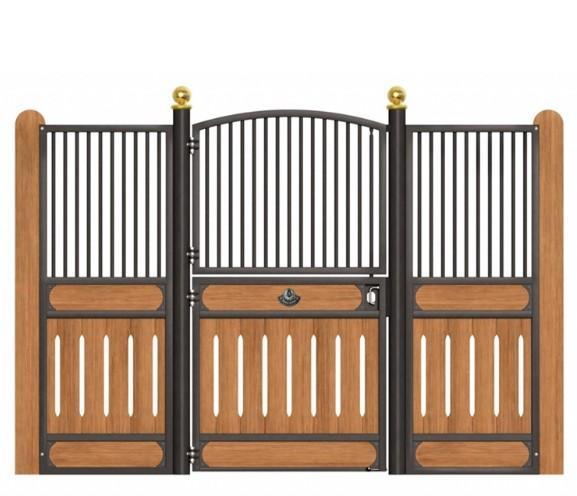 horse Equine Sheds/Shelter/Stalls /panel/stable - European Internal Portable Horse Stall Panels