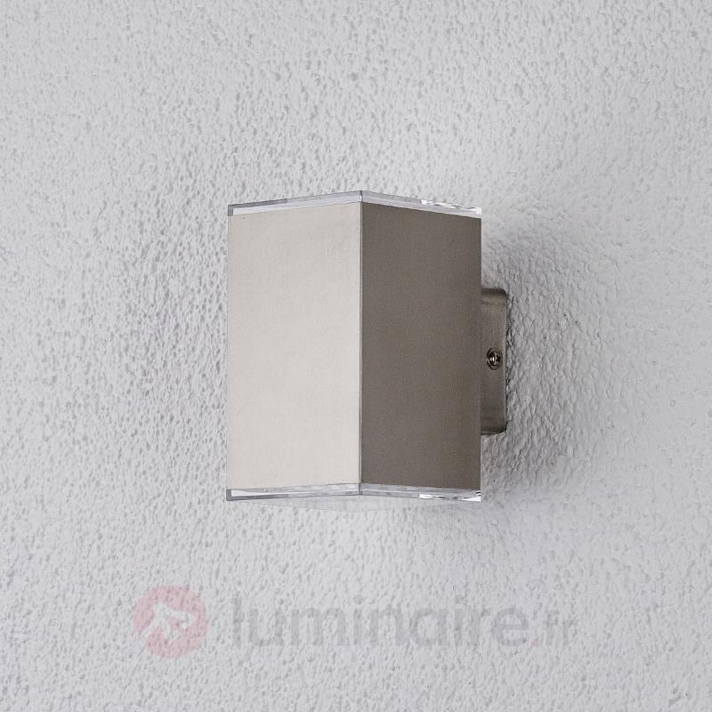 Applique LED Lydia à éclairage bilatéral - Appliques d'extérieur LED