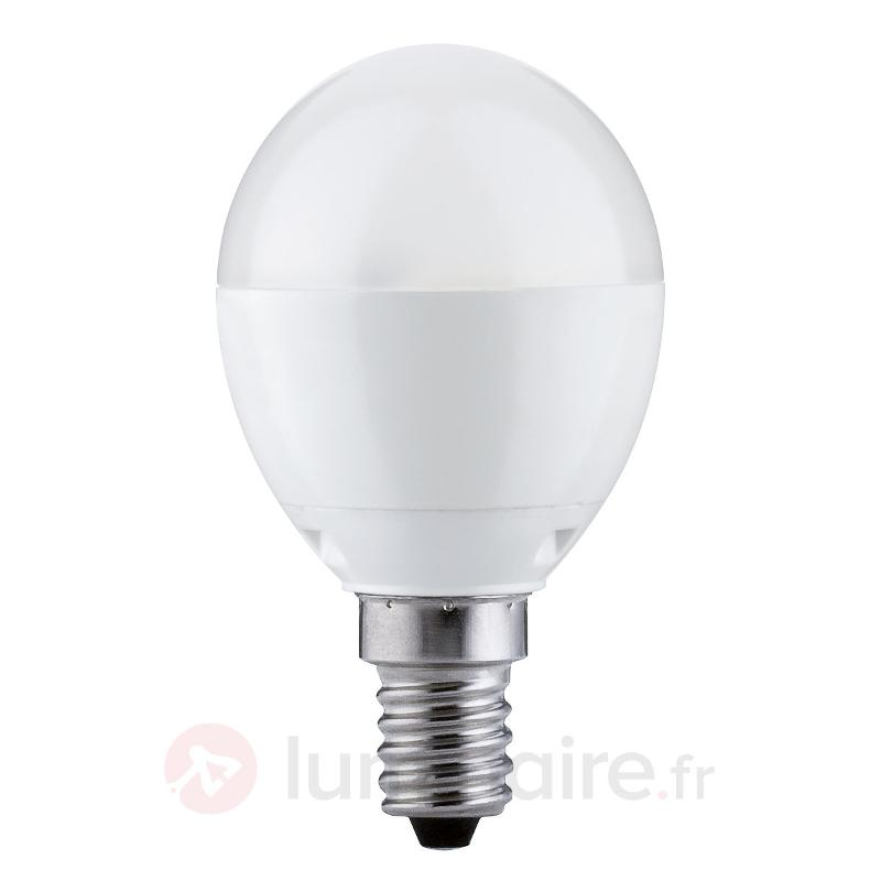 Ampoule goutte LED E14 6,5W 827 variable - Ampoules LED E14