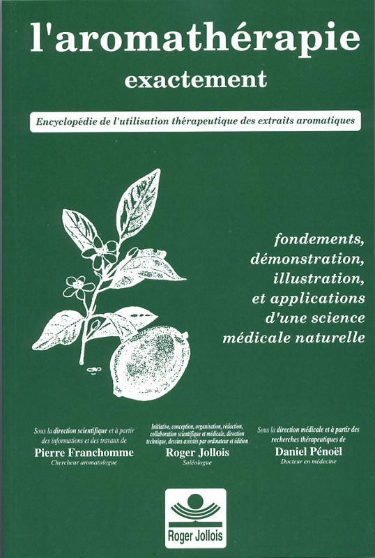Aromathérapie - Librairie