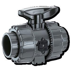 GEMÜ 717 - Válvula de esfera de acionamento manual