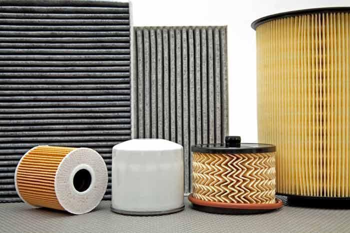 filtre industriel -