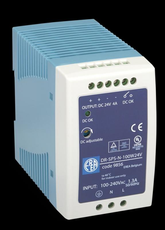 DC Power Supply Units - DR-SPS-N100W24V