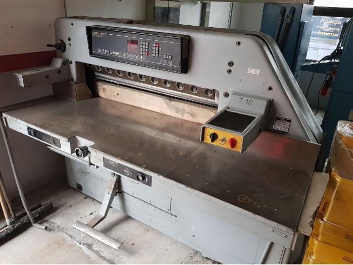 Schneider Senator 115 PC 2 - Used Machine