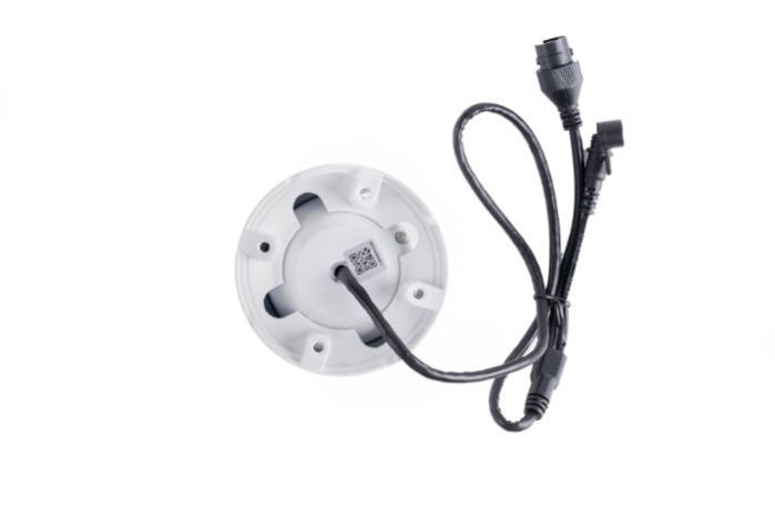 Smart IP Camera Sputnik Izi - 2 mpx IP camera for plug&play connection with Sputnik Cloud ecosystem