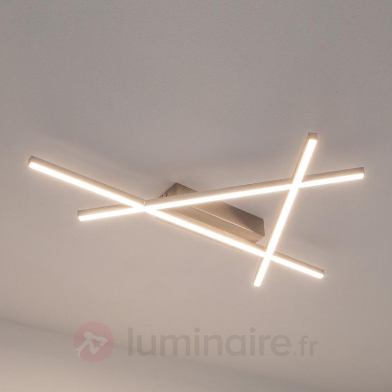 Plafonnier futuriste LED Mikada 57 x 33,5 - Plafonniers LED