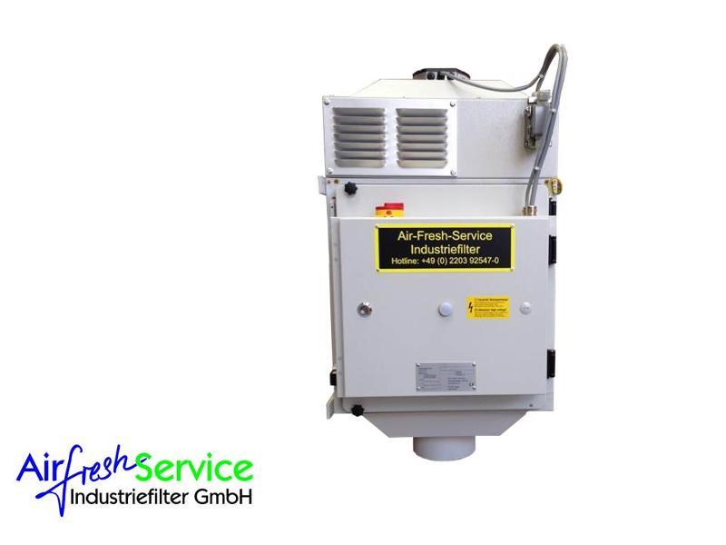 Anbaufilter für Maschinengehäuse Saugseite unten - null