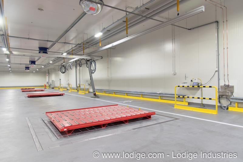 Slave Pallets - Airport Logistics - Air Freight