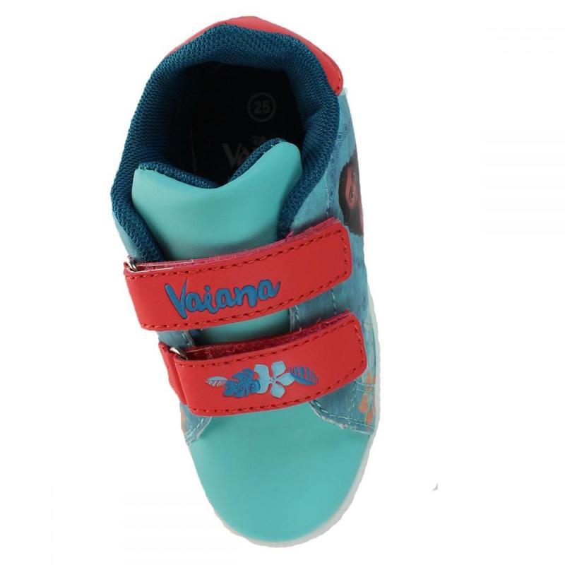 16x Baskets basses sur cintre Vaiana du 25 au 32 - Chaussures