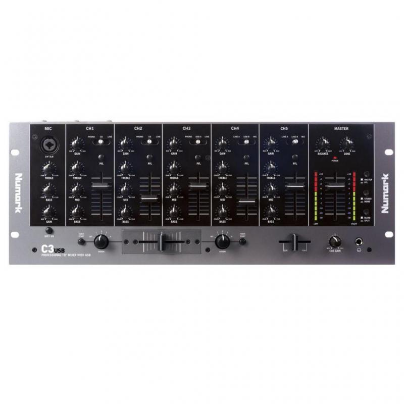 DJ-Mixer - Numark C3 USB