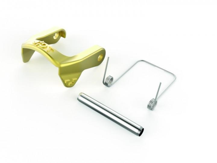 Falle - Feder - Spiralstift für Verkürzungshaken mit... - Kettenzubehör Güteklasse 12