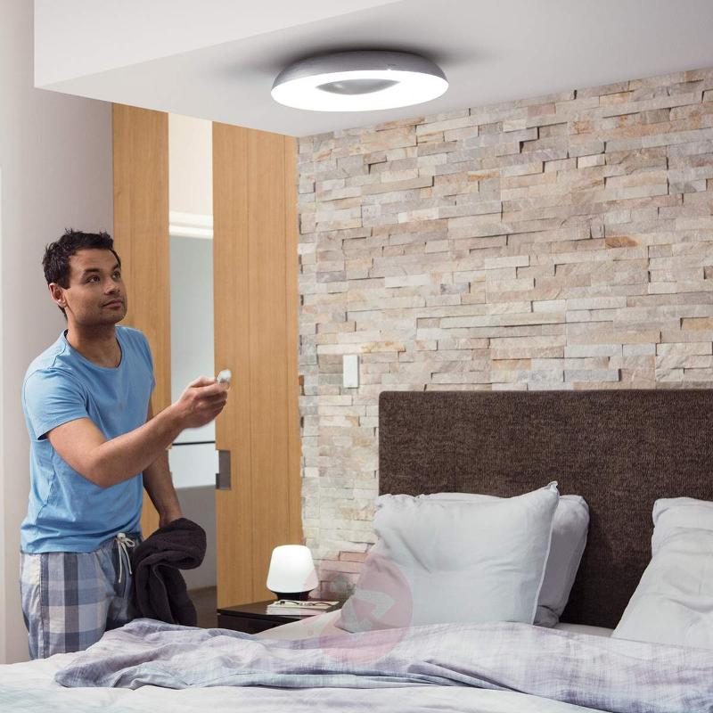 Philips Hue LED ceiling light Still, dimmer switch - Ceiling Lights