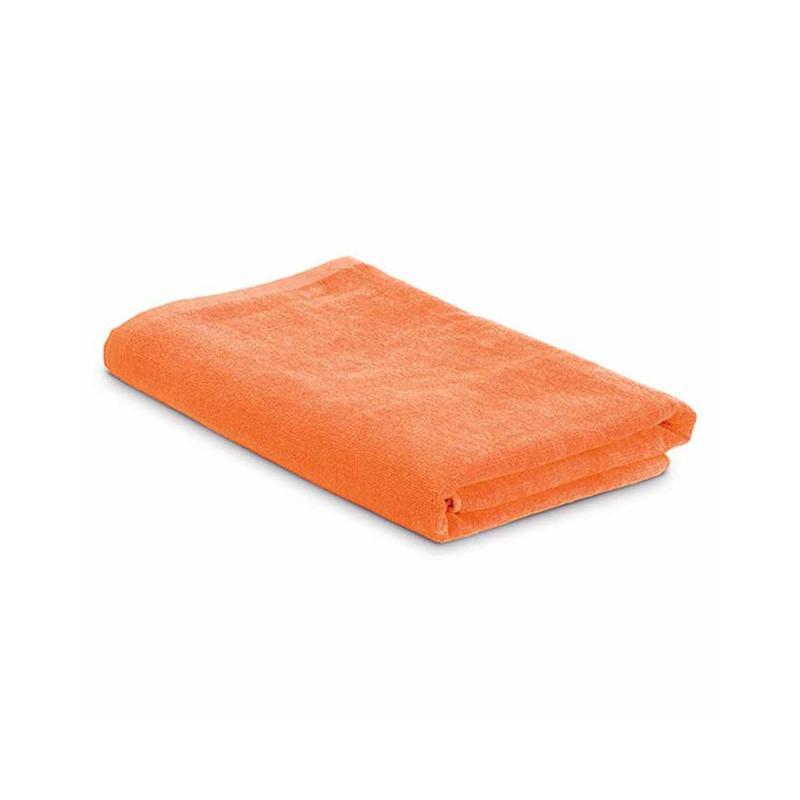 Serviette de plage coton - Serviettes éponge