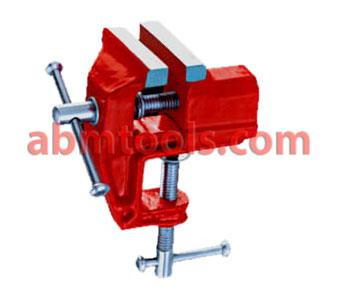 Baby Vice / Table Vice Fixed Base - These type of vices generally used in Goldsmith workshop and show rooms