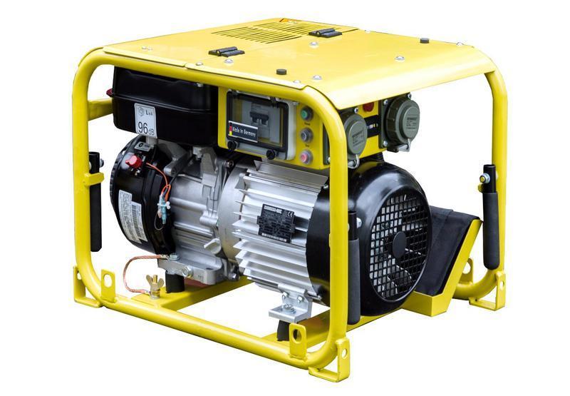 Generators for Fire & Rescue - ESE 304 HG DIN