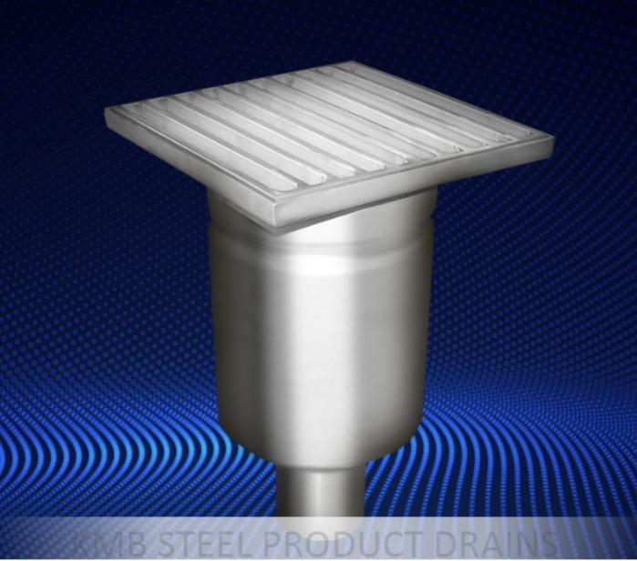 Scarico a pavimento - Soluzione individuale di acciaio inossidabile
