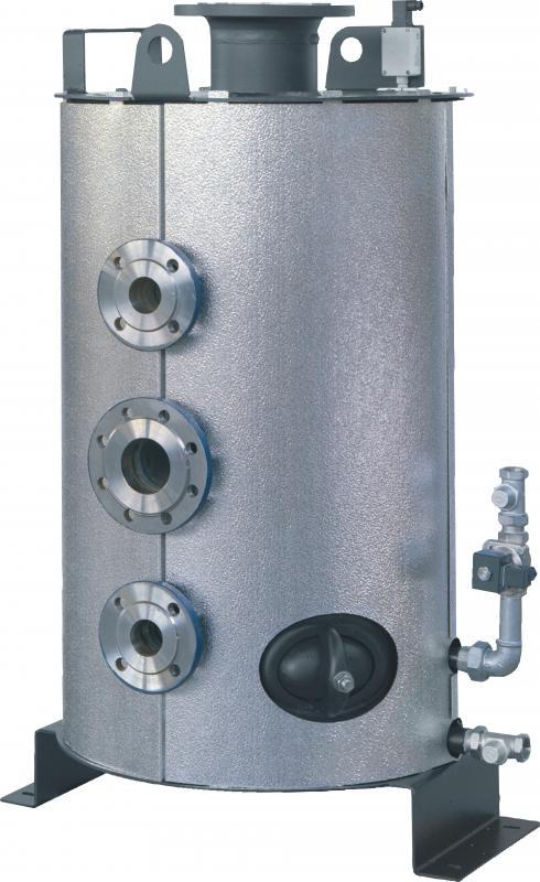 Ablasswasser-, Entspannungs- und Kühlungsmodul BEM - Ablasswasser-, Entspannungs- und Kühlungsmodul