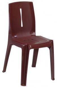 Chaise empilable Salsa - Mobilier Intérieur