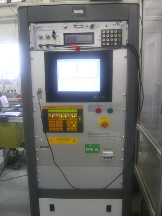 Baie de mesure Decharges Partielles - Equipement de tests Décharges Partielles
